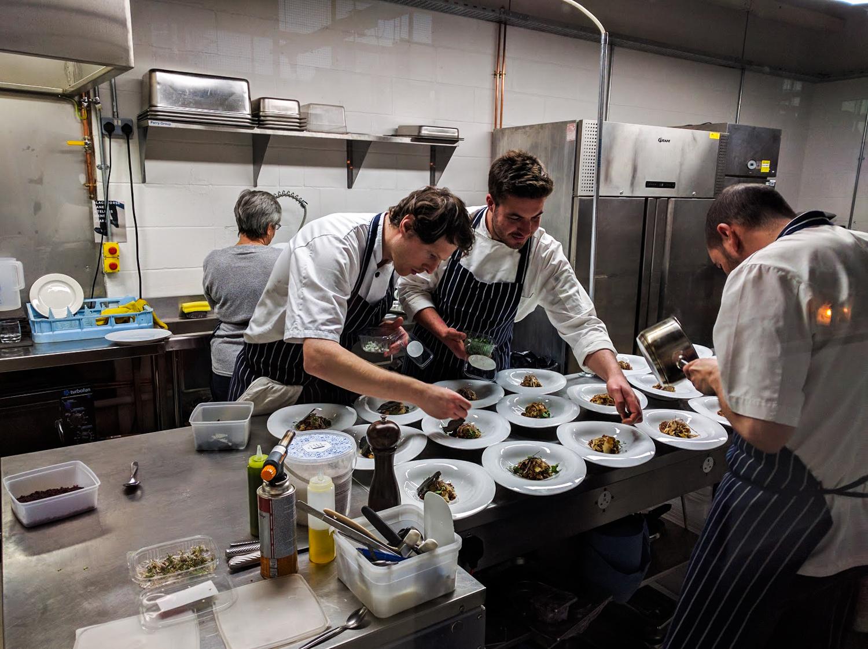 Restaurant Review: Denim n Dine -