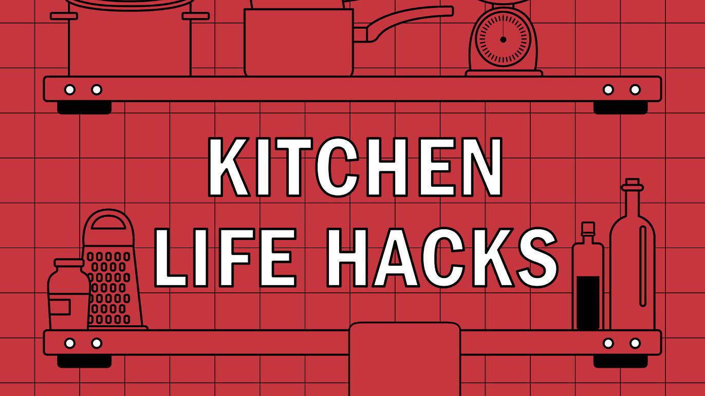 11 Hong Kong Kitchen Life Hacks -