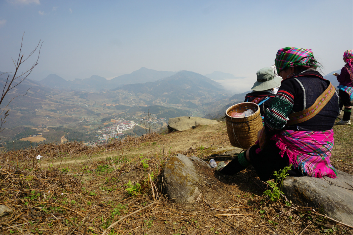 Cooking Over Fire in the Vietnamese Highlands -