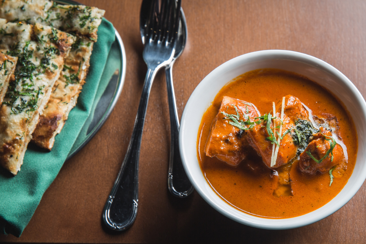 A Chef's Obsession with Butter Chicken with Palash Mitra -
