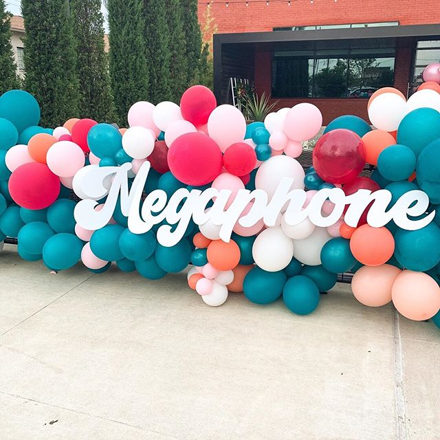 Megaphone Summit 2019 was more than we could have ever imagined! We are thrilled by the amazing new relationships it has developed and the mounds of inspiration it has sparked. To every speaker, sponsor, amaaazing attendee, and anyone who dipped their toe into #Megaphone19, THANK YOU for making this event the most fun, uniquely special and life-giving experience. You all truly brought #highenergy and made #highimpact. Many more photos, memories and even closer friendships to come!