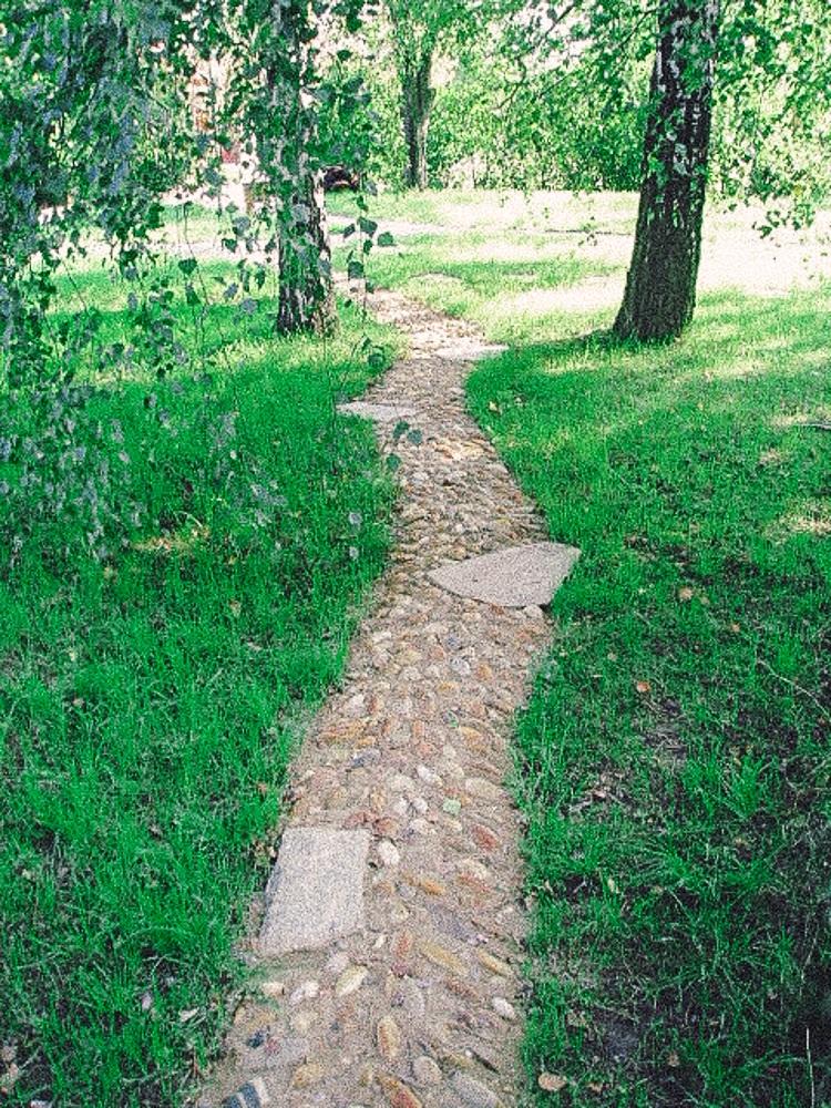 Der Weg der Naturgartenseele