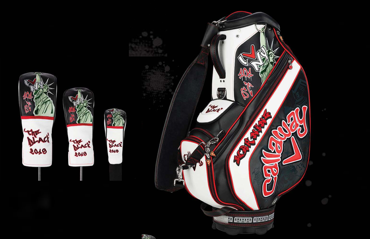 Win A Us Pga Callaway Staff Bag Headcovers Tour Insider