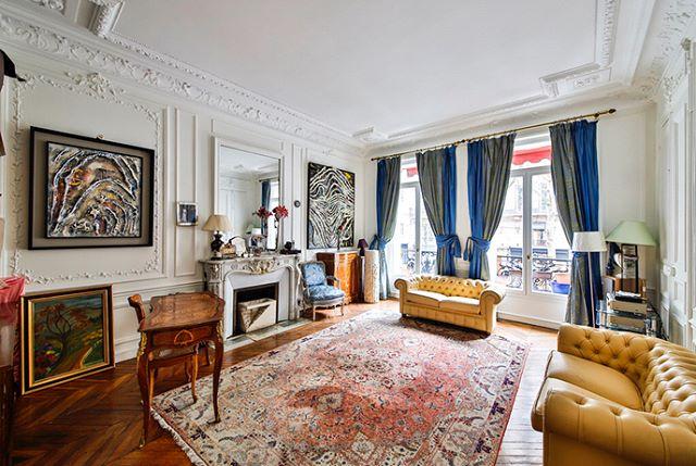 Nouvelle exclusivité - Avenue Victor Hugo #victorhugo #exclusivité #appartement #paris16