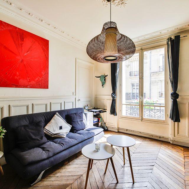 Nouvelle exclusivité - Rue du Lunain 75014 Paris #appartement #alesia #3rdfloor #rooms #60sqm