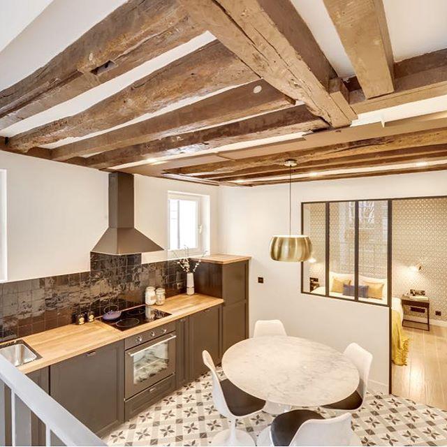 Idéal Airbnb ! Local commercial refait par un architecte rue seguier #odeon #seguier #local #commercial #airbnb #paris6 #exclusivite