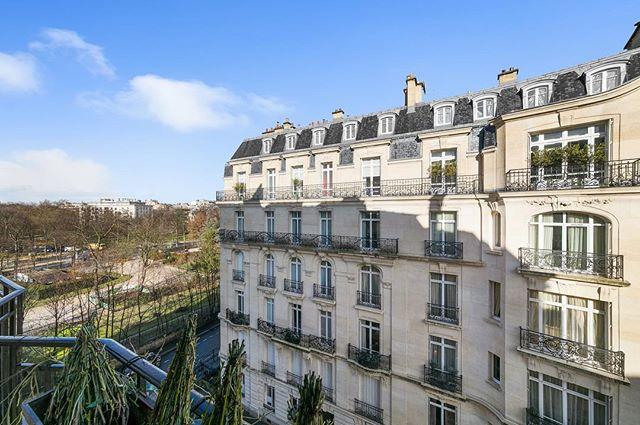 Exclusivité: Appartement au 5ème étage - Muette #muette #paris16 #appartement #122sqm #exclusivite