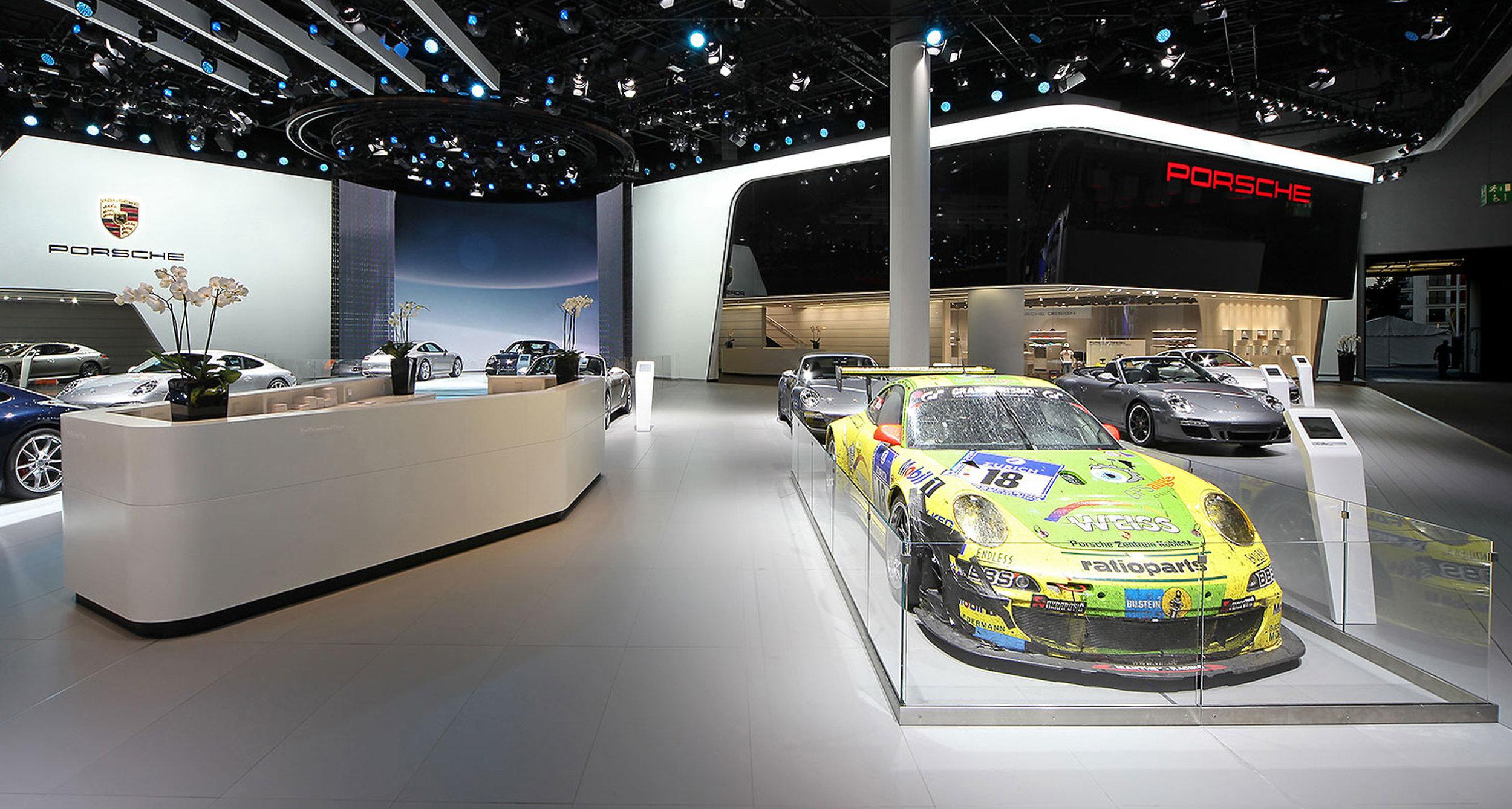 Dynamik & Präzision. - Agentur für Marken(t)räume — Porsche AG