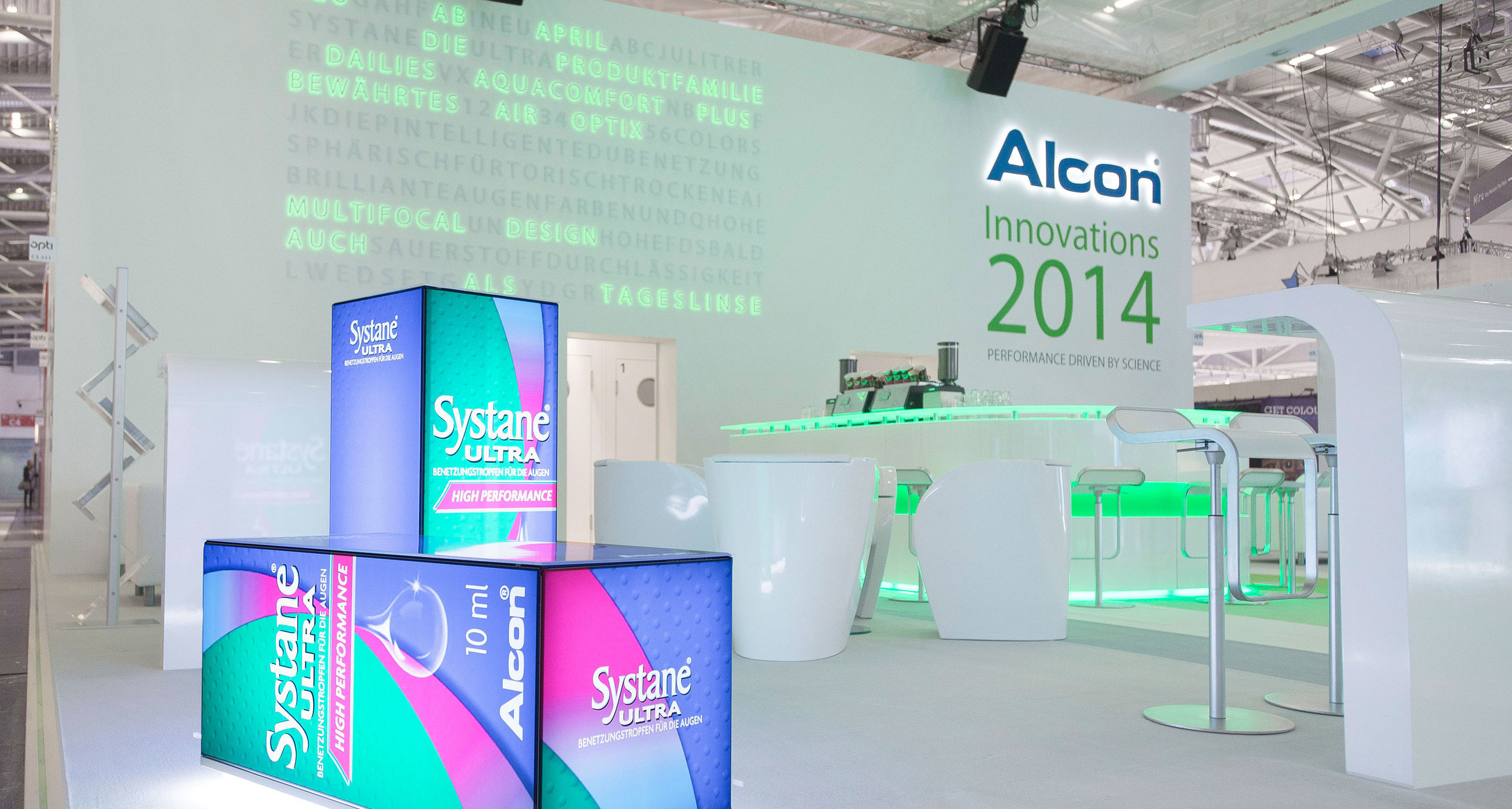 Innovations. - BBS — Alcon Pharma