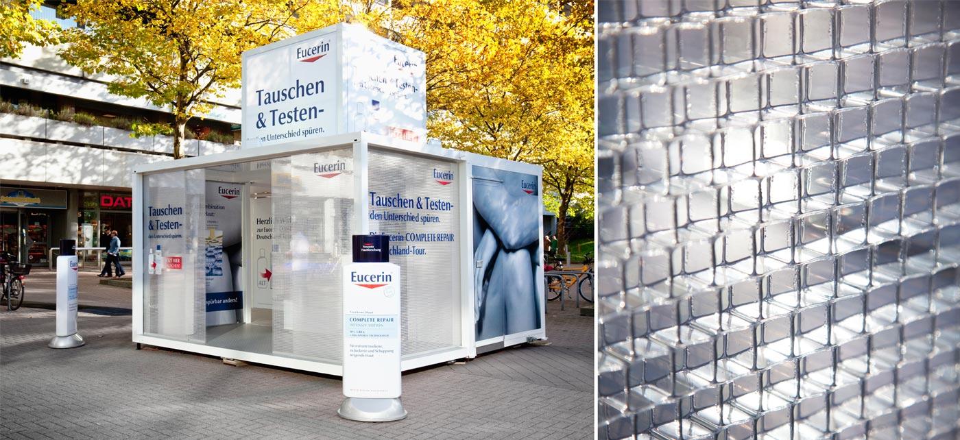 Tauschen & Testen. - Eucerin, Promotion, deutschlandweit