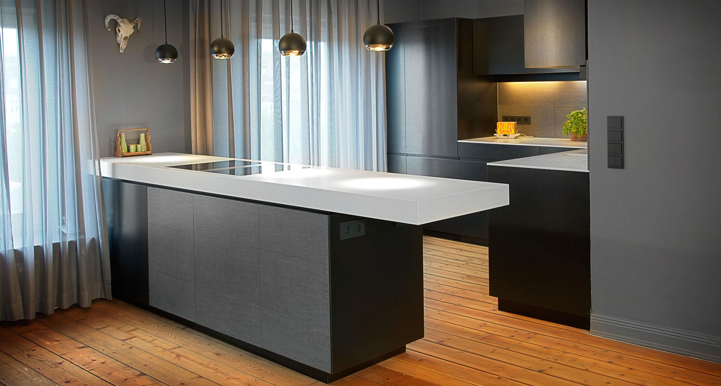 Private kitchen. - Privat, Küche in Hamburg