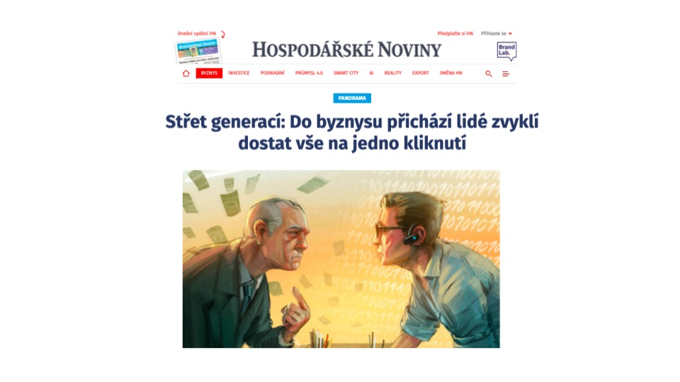 Copy of Hospodářské noviny