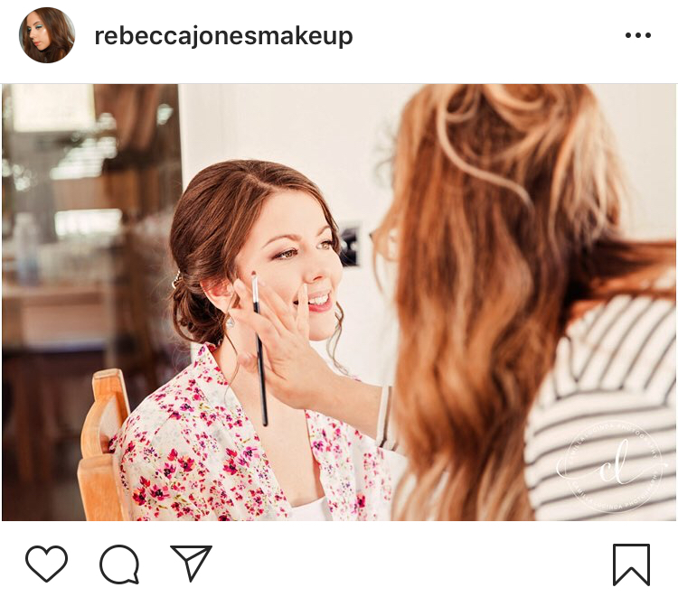 The Make-Up - RebeccaJonesMakeUp.com