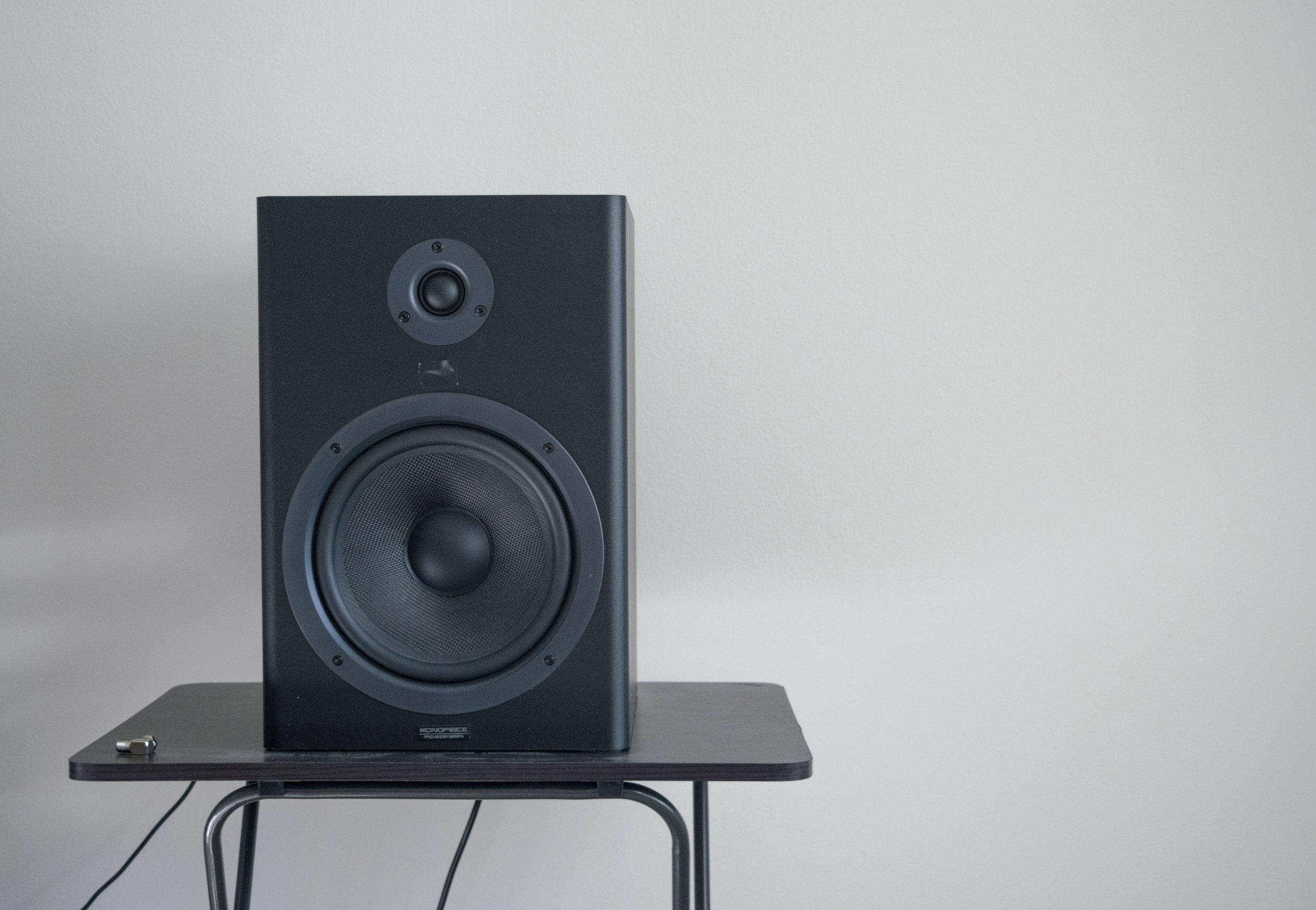 Professional PA System - Speakers like the one above aren't going to make for a good party outside of your living room. You need a professional PA system to get your dance floor bouncing. Most DJs and Bands will be able to supply these for you or you could try a local AV hire company. The trick here is to ensure you book a PA that is suitable for your audience size, and if you want to have that really rich, club-like sound go for a professional brand PA with both tops and subwoofers. If your venue requires that you use their in-house PA, find out what they use, if they have a 'decibel limit', how they plug in their live acts and then run this by your entertainment well in advance.