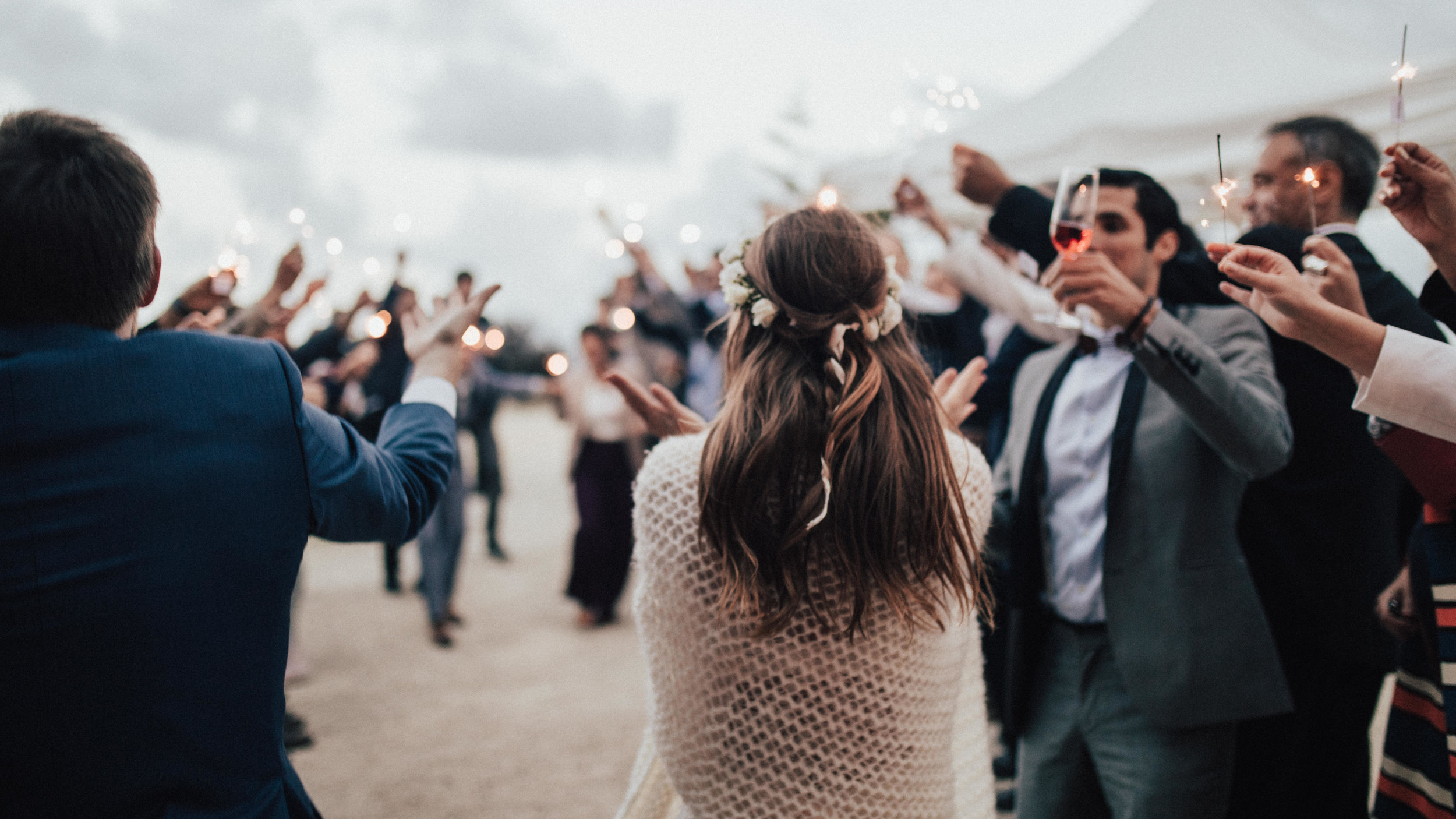 - Entertainment is a focal point of a festival and so it should be for your festival wedding. Whether you're looking for great background music or a party sensation, you'll want to shop around for the best act that suits you.