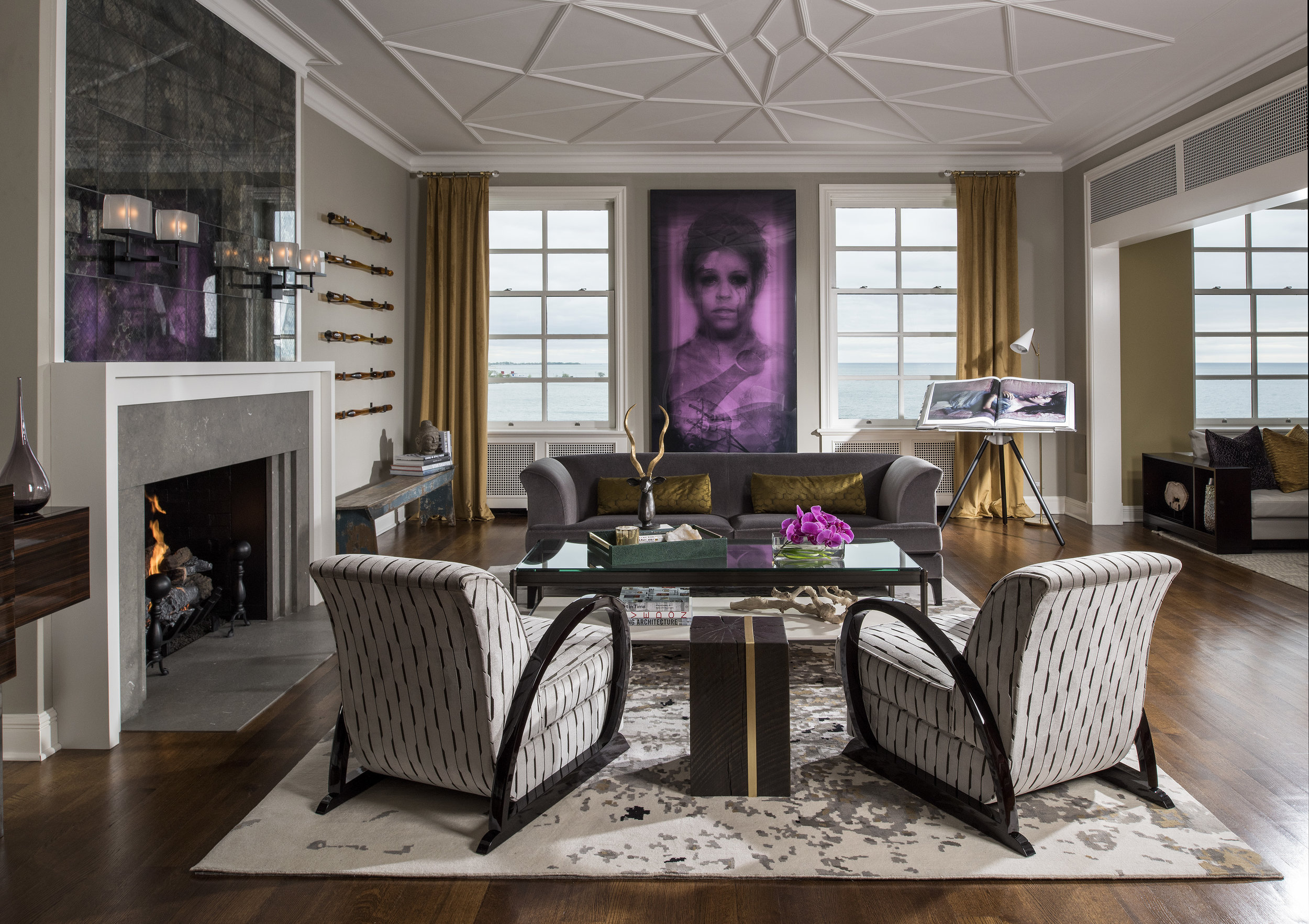 Donna Mondi Interior Design Chicago Interior Designer