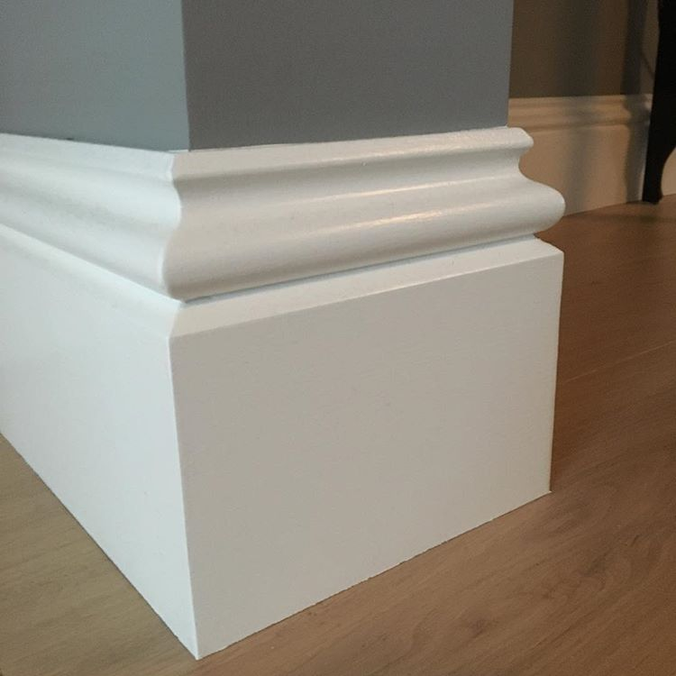 Skirting - Its the finer details that make a real difference in your home. We can install all types of skirting board.