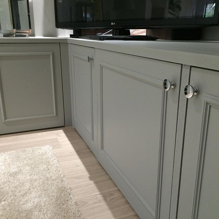 Bespoke Cabinetry - We can create and install bespoke cabinets to meet your design and storage requirements.
