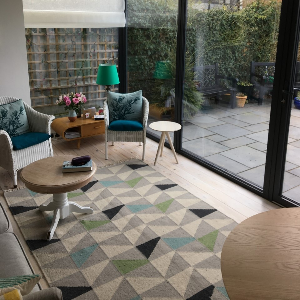 Extensions - Don't want to move? We can help you in creating new and innovative spaces.