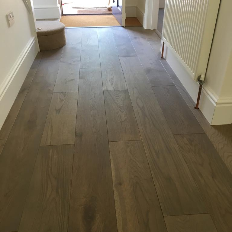 Wood / Laminate Floors - We install all types of laminate flooring, along with engineered and solid wood flooring.