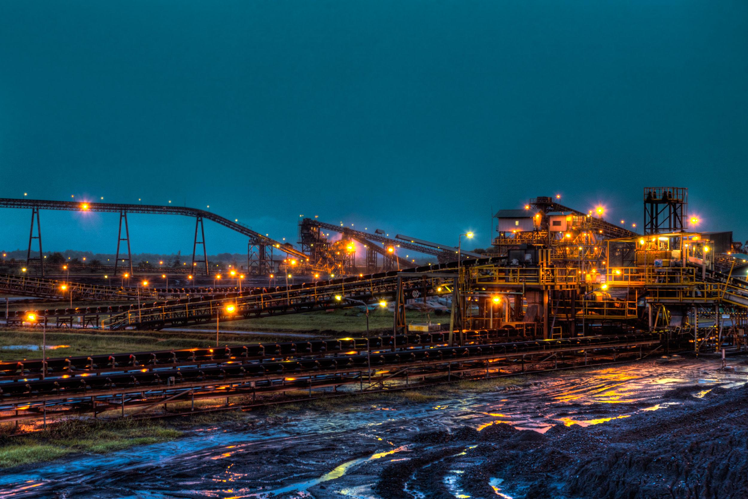 Mining -