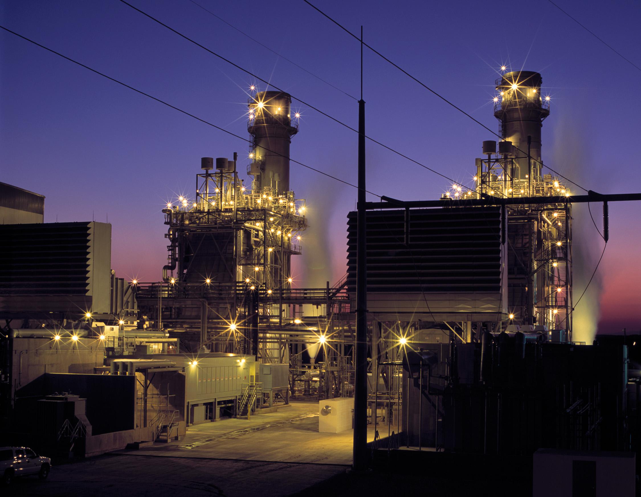 Power Plants -