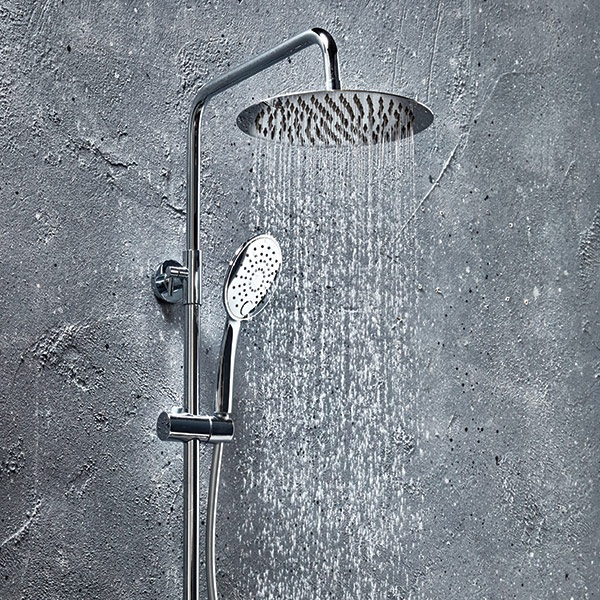 Showers -