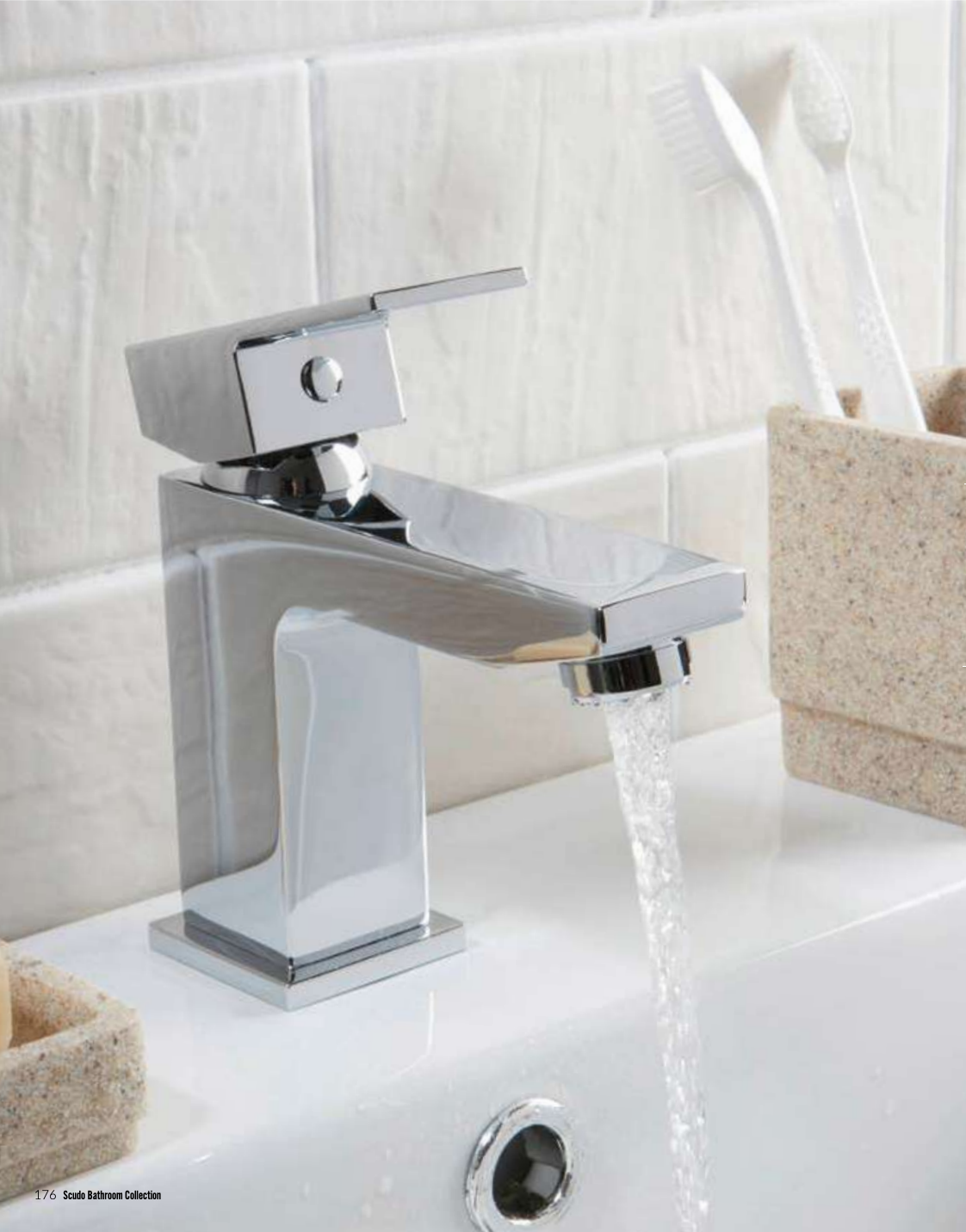 Lanza Bathroom Tap