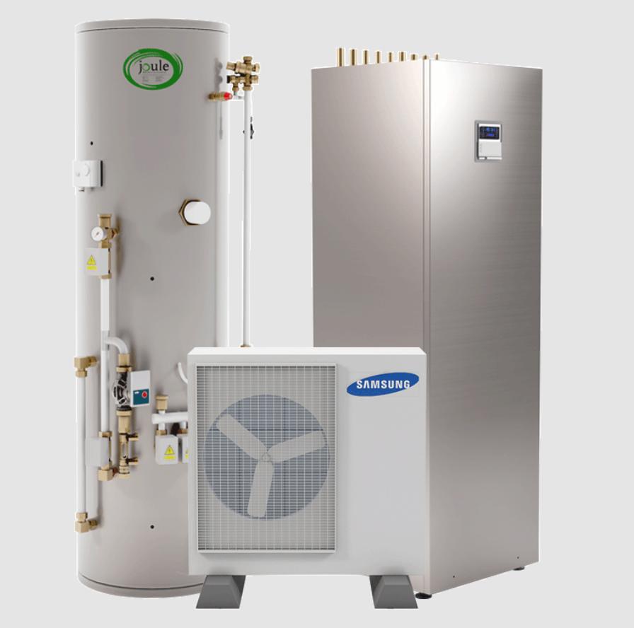 Heat Pumps -