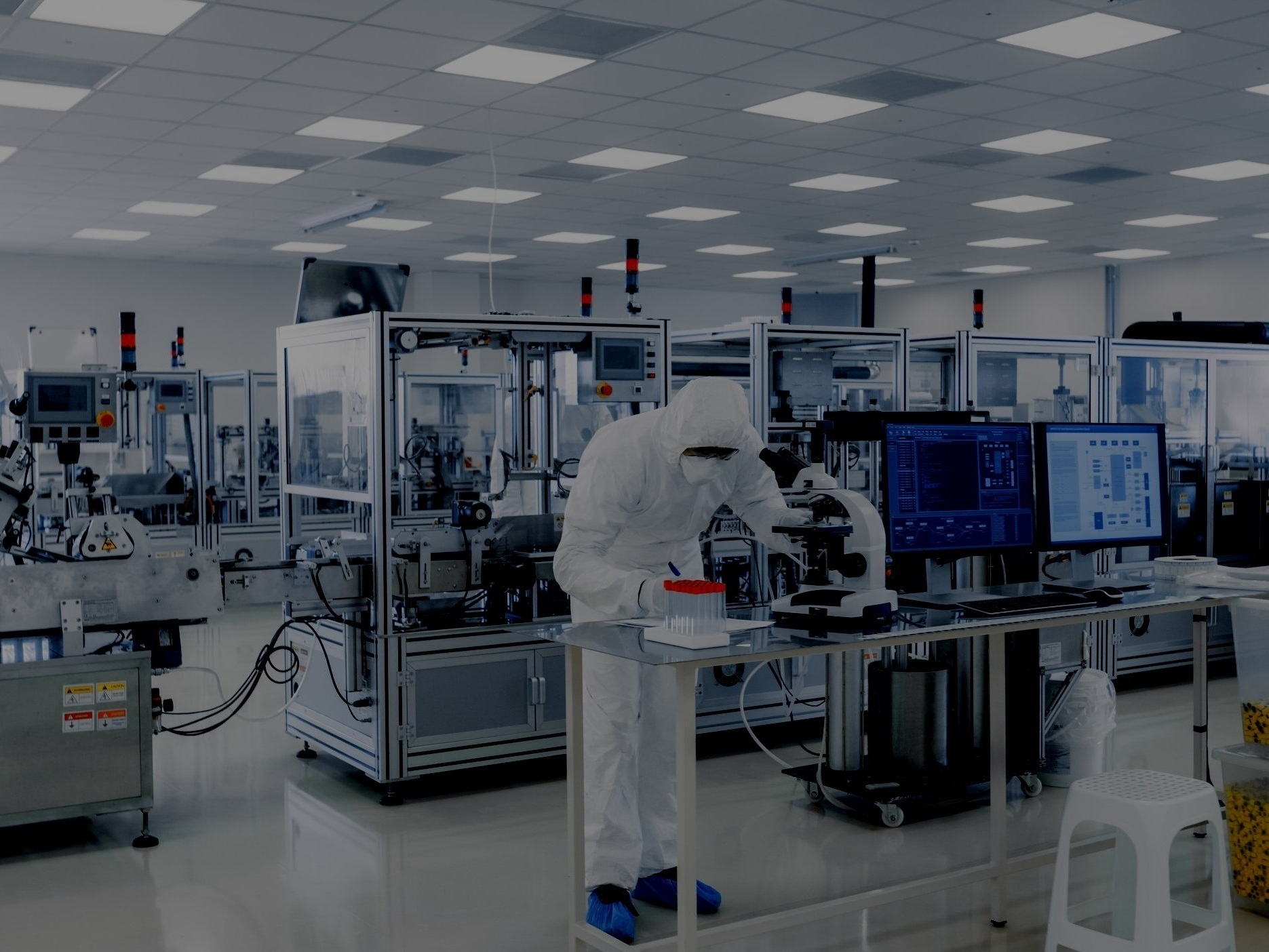 Global biopharma company: increasing speed and innovation -