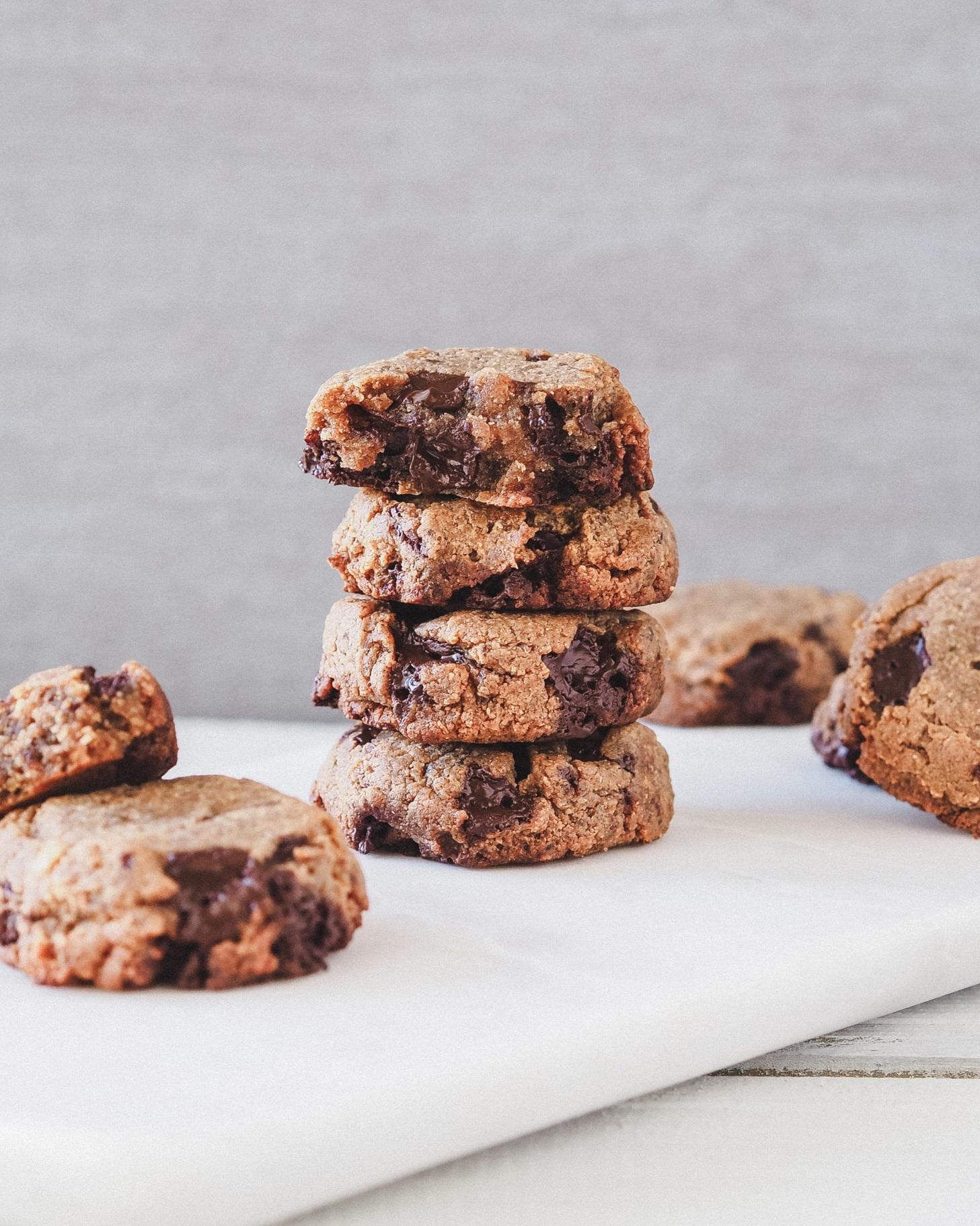 Cookies Sem Açúcar