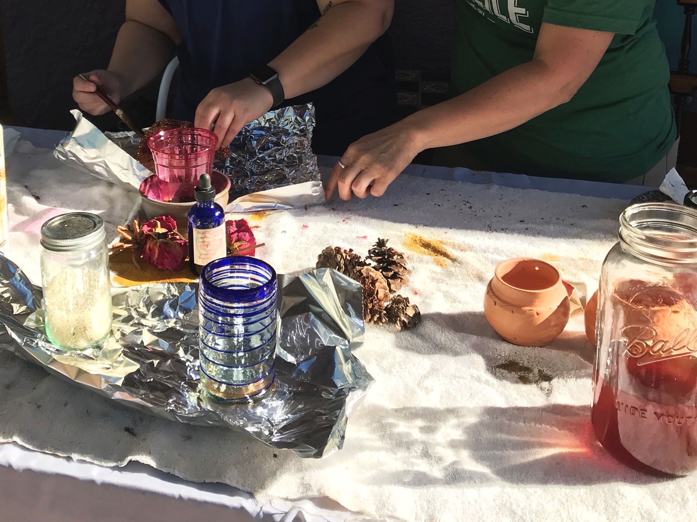 Spirit Pot Workshops: A Clay & Fire Experience
