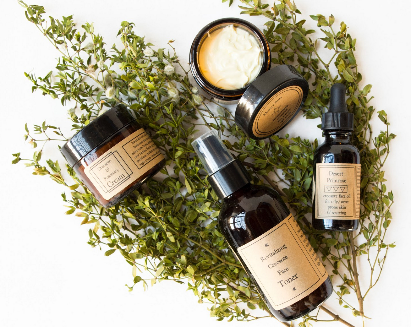 Sonoran Rosie   Handmade, Sustainable, Luxury, Small Batch, Wildcrafted, Cruelty Free, Organic, Herbal Hair & Skincare Made From Plants of the Sonoran Desert