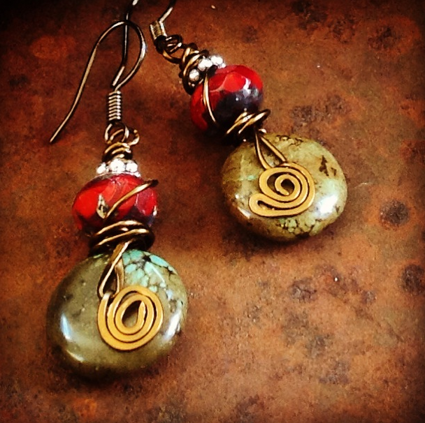 Casa Kira   Handcrafted Jewelry influenced by Arizona Desertscapes