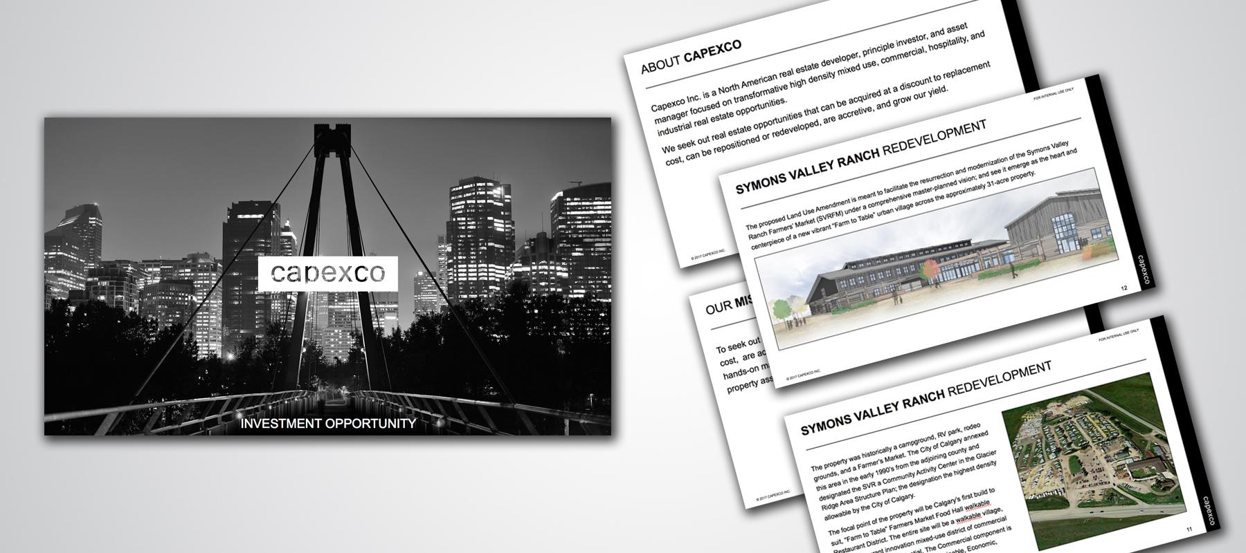 Capexco | Project Presentation