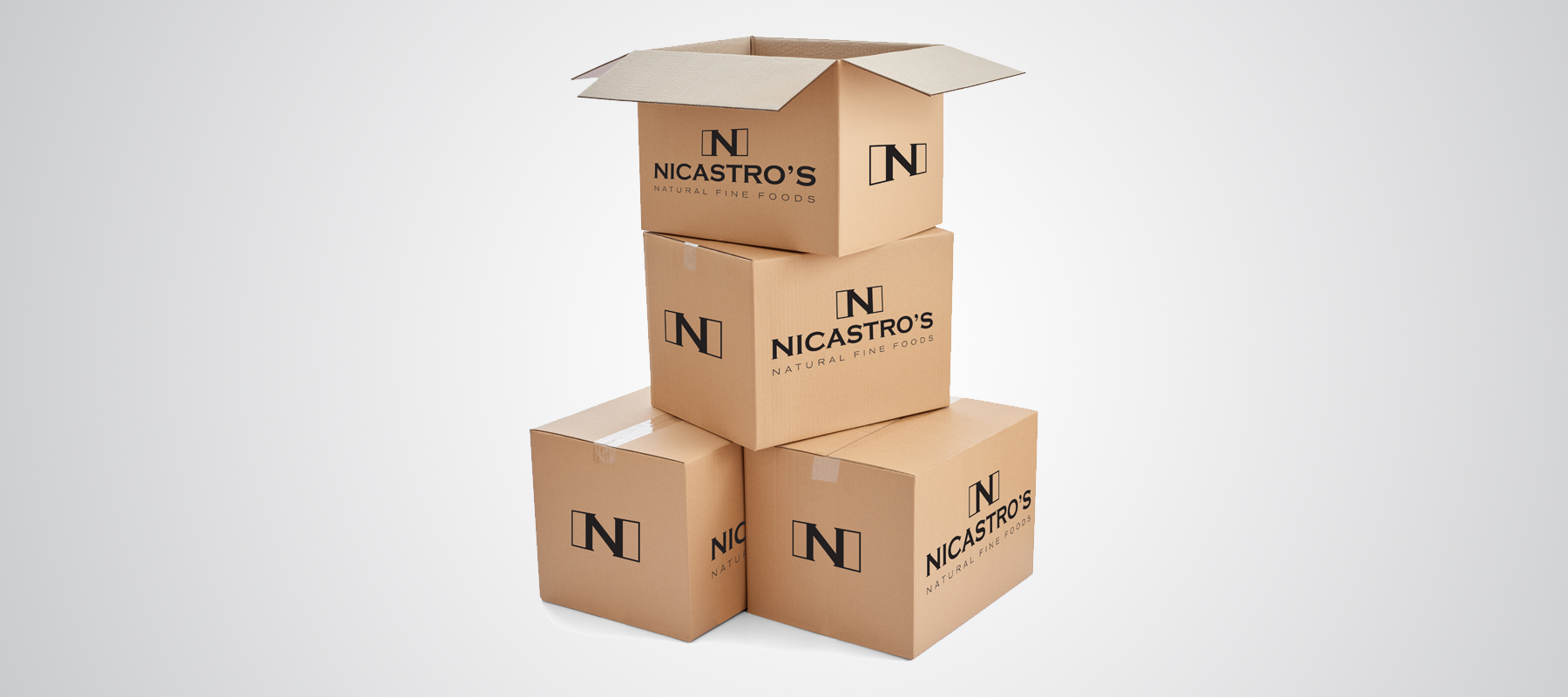 Nicastro's Fine Foods | Shipment Packaging
