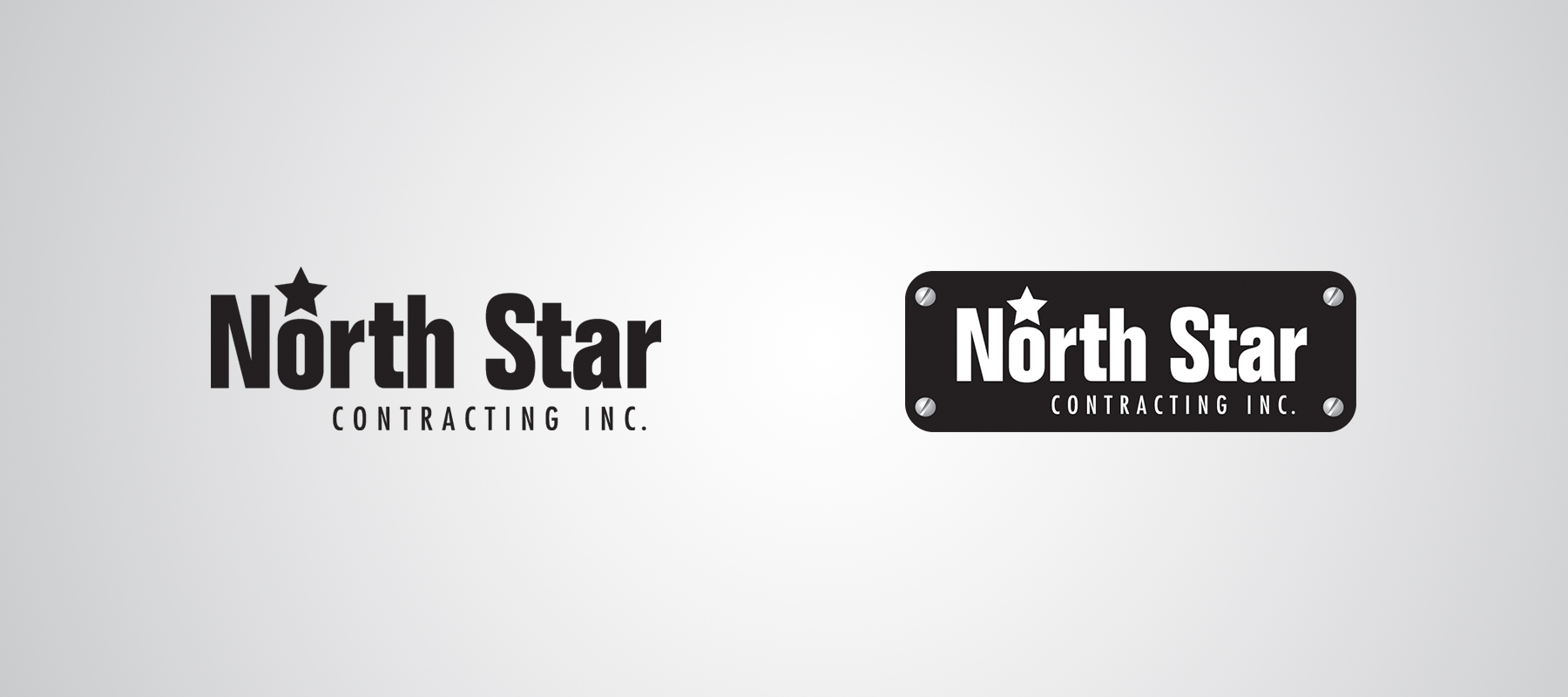 North Star Contracting | Masterbrand/Logo Design