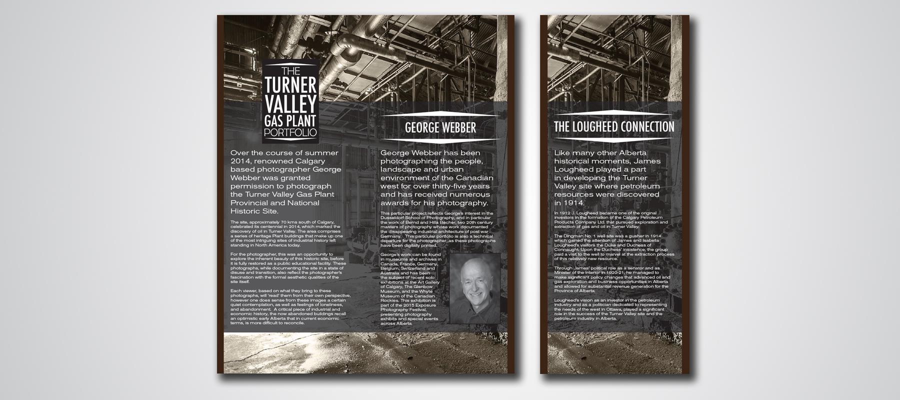 Lougheed House | Turner Valley Gas Plant Photo Exhibit