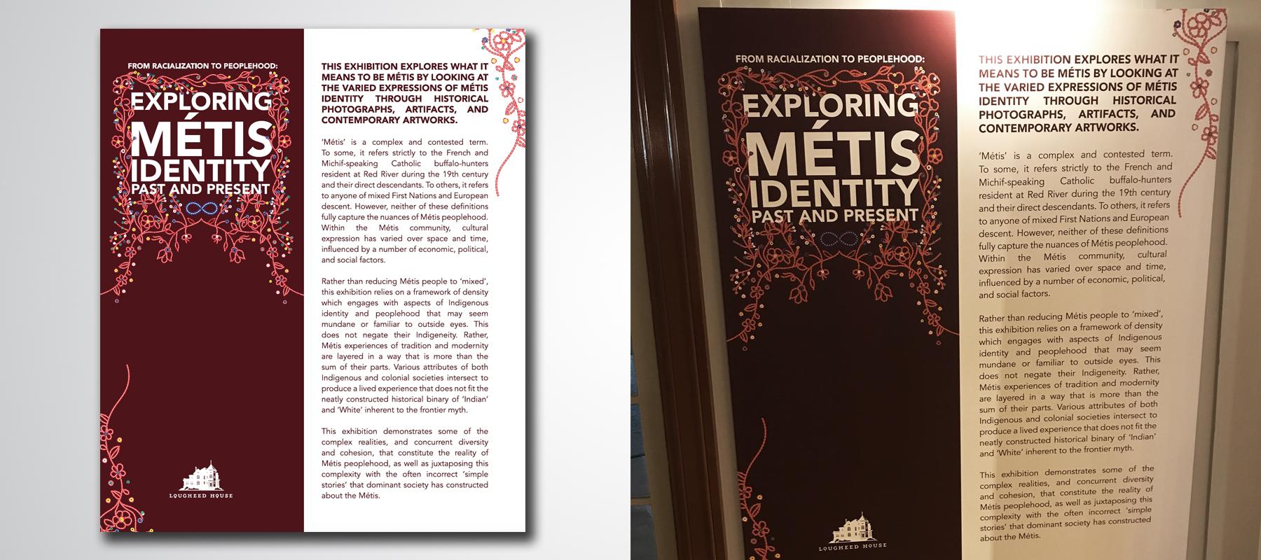 Lougheed House | Exploring Métis Identity