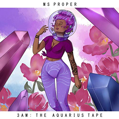 Need some good vibes? Check out the first installment of the 3AM Series, The Aquarius Tape.