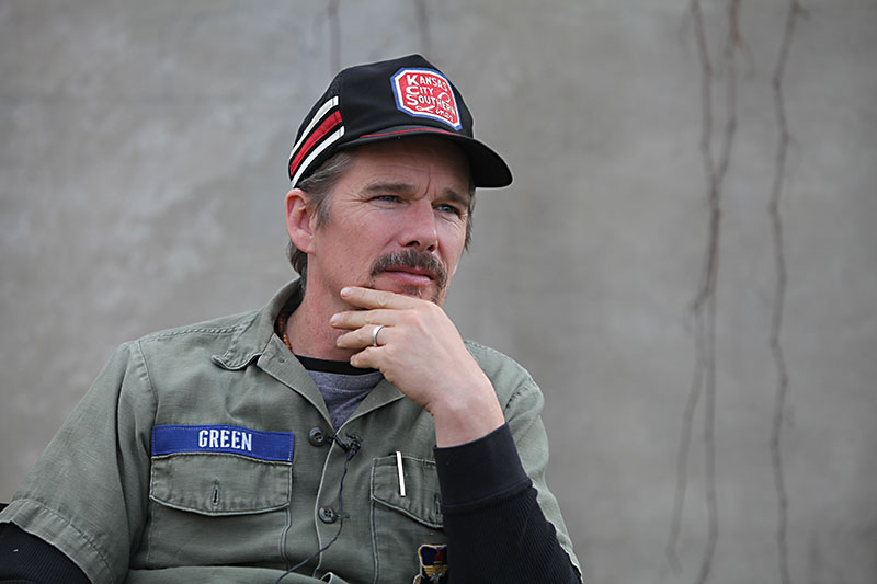 A Letter From Guest Editor Ethan Hawke  - Austin Chronicle