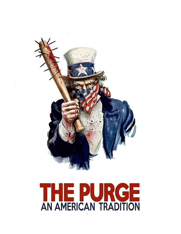 2013 The Purge WhiteDesigner Poster.jpg