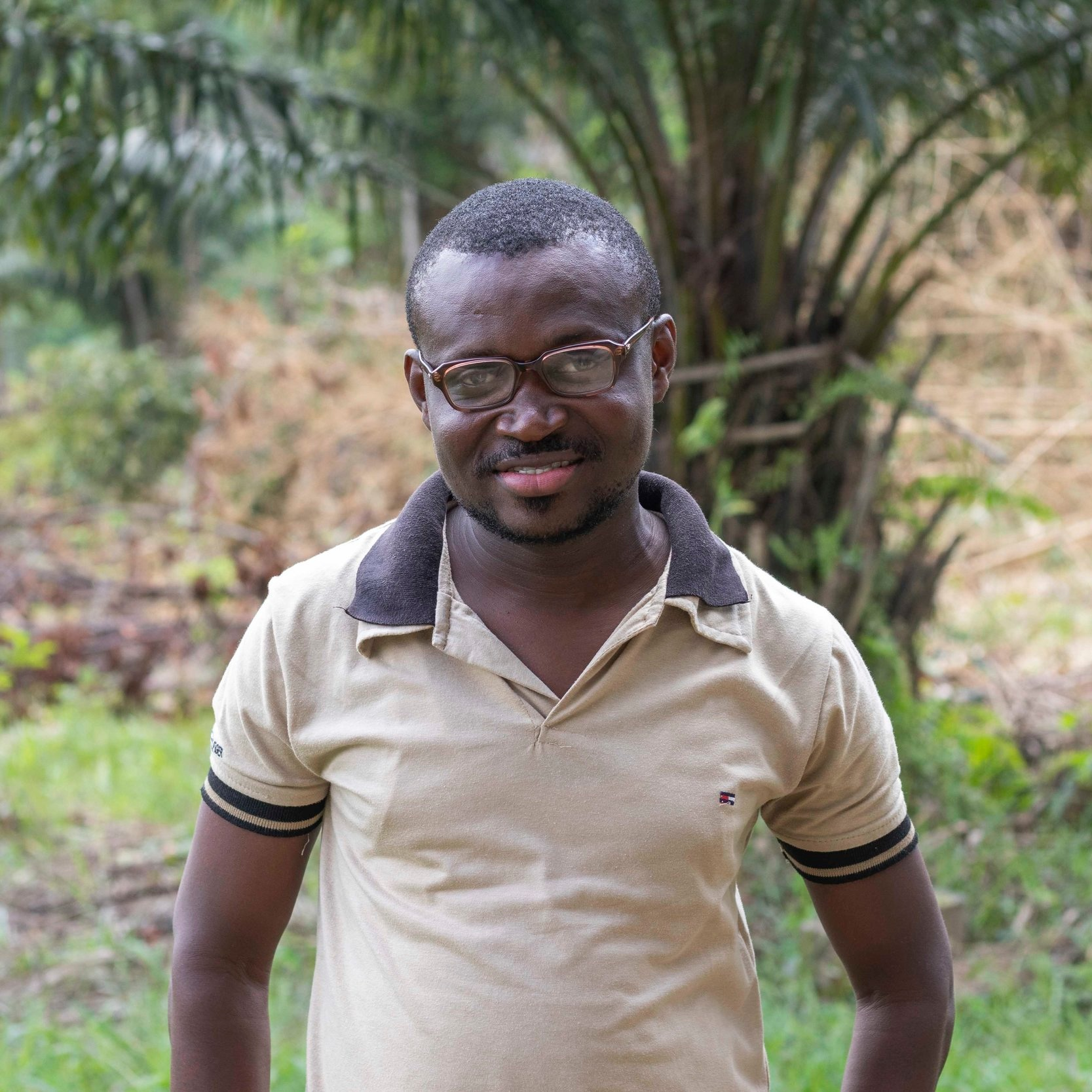 Moro Seidu   Country Director