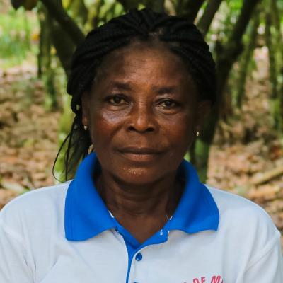 Georgina Ampaw   Attendant