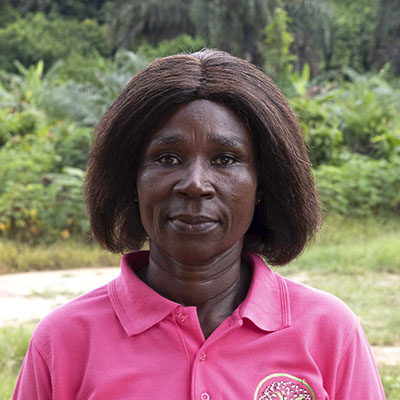 Mary Baidoo   Assistant Head Clinician and Midwife