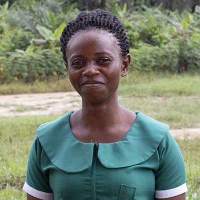 Deborah Sekyi   Nurse