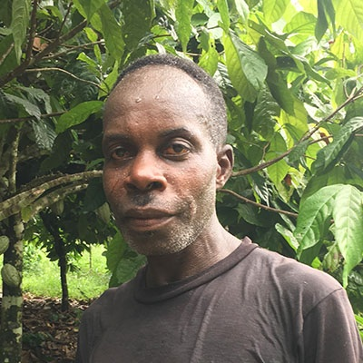 Kojo Effah   Assistant Farm Manager