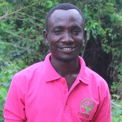 Francis Nana-Yaw Asmah   Chief Driver