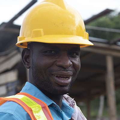 Michael Sokroe   Construction Project Manager