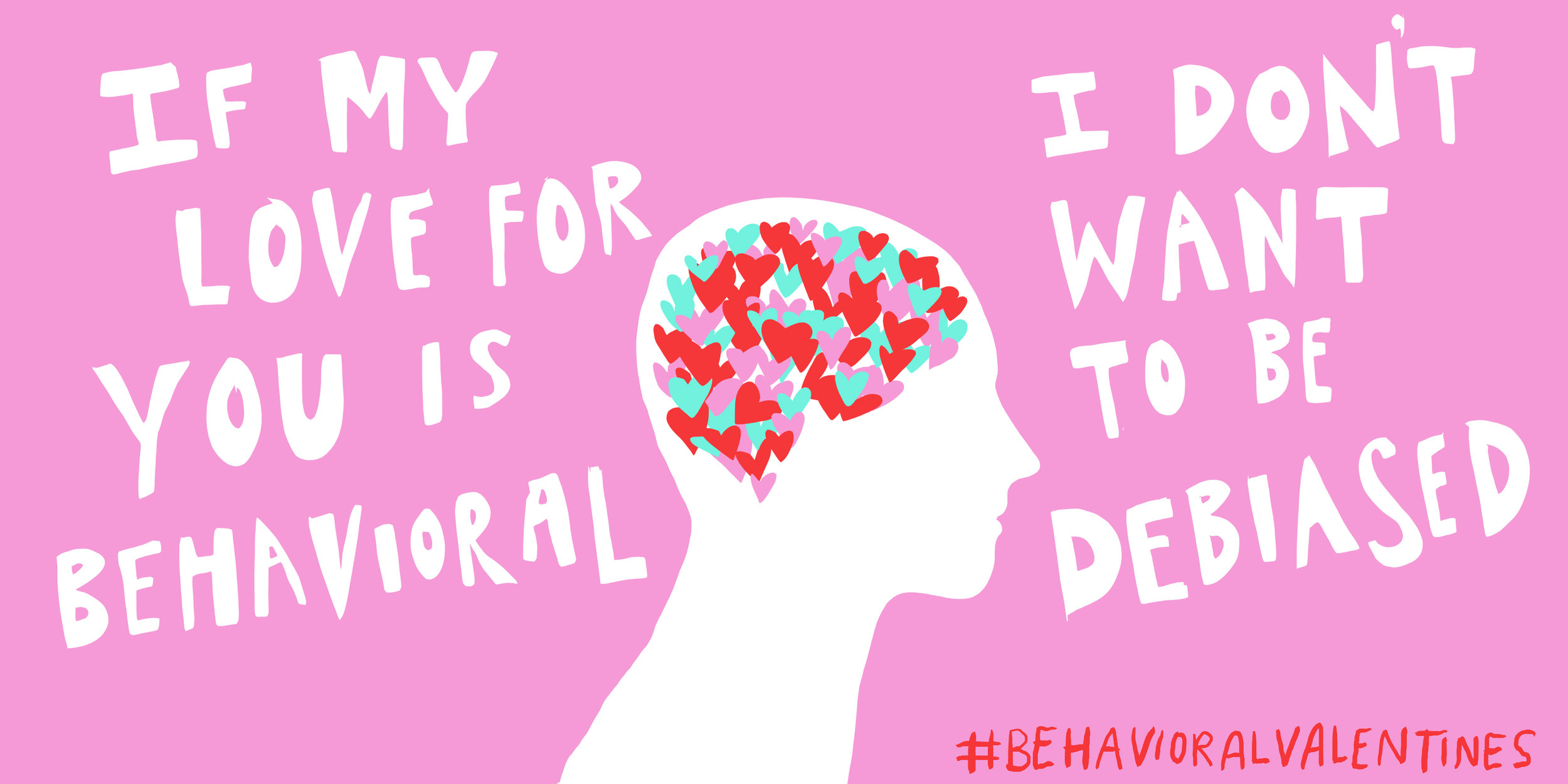 Share this #BehavioralValentines on Twitter